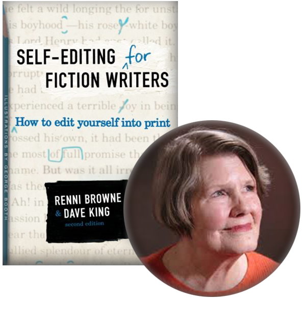 self editing renni browne