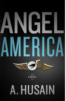 Angel America Cover Design