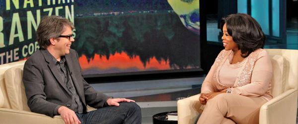 Jonathan Franzen on Oprah Show