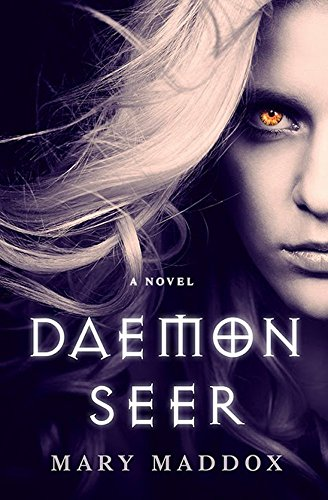 daemon seer by mary maddox book cover