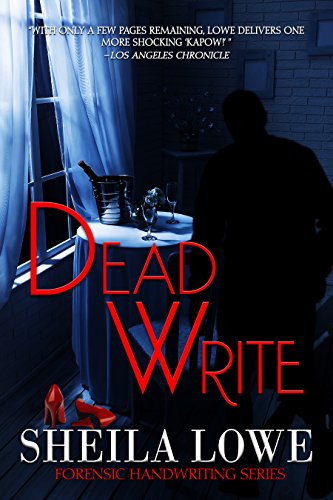 dead write by sheila lowe book cover
