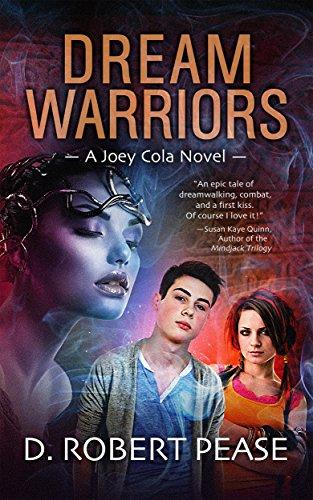 dream warriors by D. Robert Pease book cover