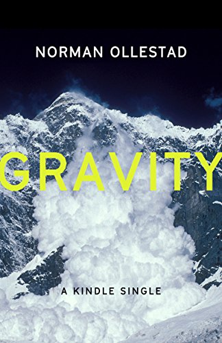 gravity by norman ollestad book cover
