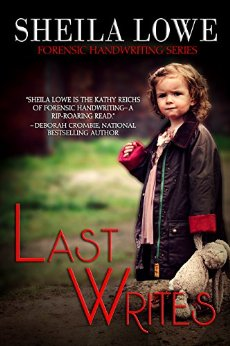 last writes by sheil lowe book cover