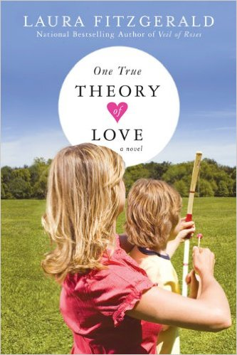 one true theory of love by laura fitzgerald book cover