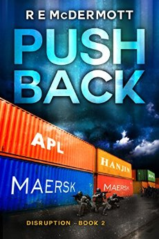 push back by r e mcdermott book cover