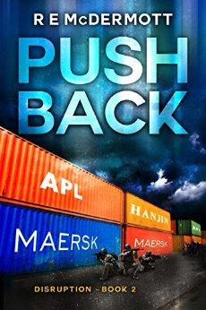 push back by r e mcdermott book cover