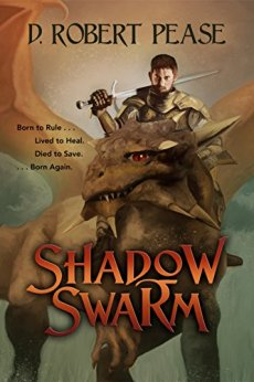 shadow swarm by D. Robert Pease book cover