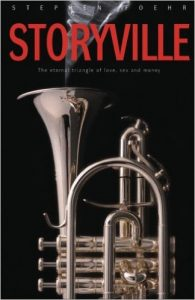 storyville by stepehen foehr book cover
