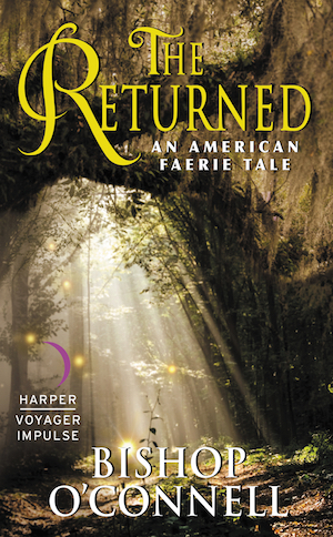 the return by bishop o'connell book cover