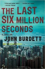 the last six million seconds book cover editing by The Editorial Department