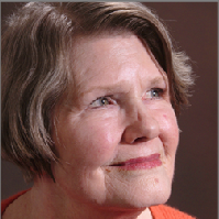 Headshot of author and editor Renni Browne