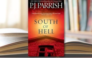 South of Hell by PJ Parrish book cover