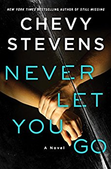 Never let you go book cover, editing by The Editorial Department