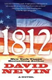 1812 by david nevin book cover