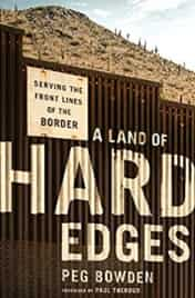 land of hard edges by peg bowden book cover