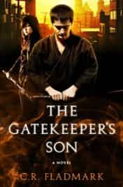 the gatekeeper's son by c r fladmark book cover