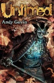 untimes by andy gavin book cover