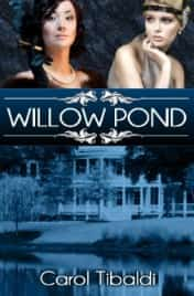 willow pond by carol tibaldi book cover
