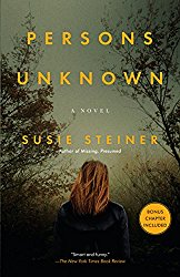 persons unknown by susie steiner book cover