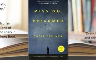 Missing Presumed Book Cover