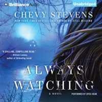 always watching by chevy stevens book cover