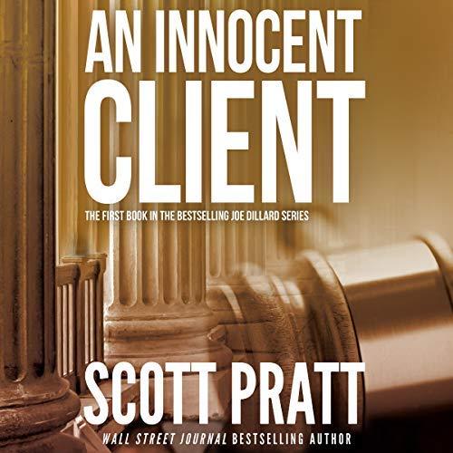 an innocent client by scott pratt book cover
