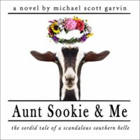 aunt sookie and me by michael scott garvin book cover