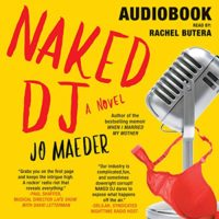 naked dj by jo maeder book cover