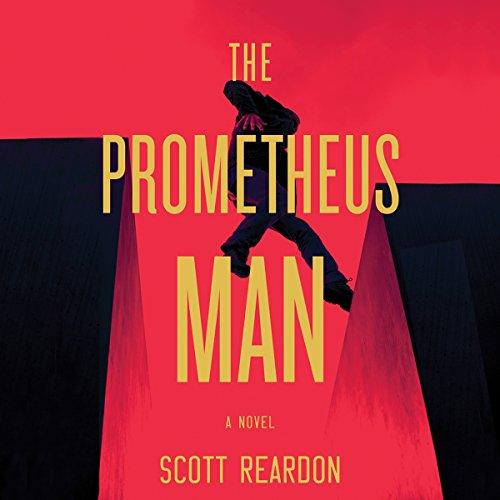 prometheus man by scott reardon book cover