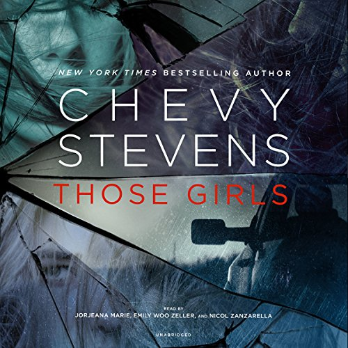 those girls by chevy stevens book cover