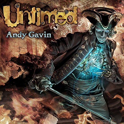untimed by andy gavin book cover