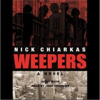 weepers by nick chiarkas book cover