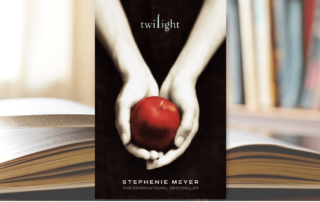 review header for twilight by stephenie meyer