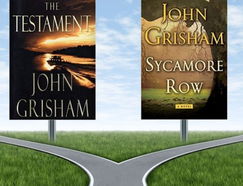 Grisham vs. Grisham Considering authorial freedom within the confines of genre fiction