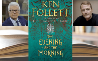 Ken Follett and Lee Child