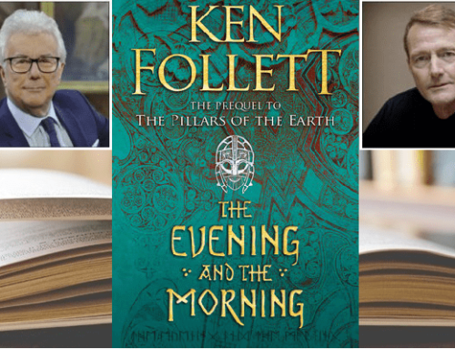 Editor's Eavesdrop: An Intimate Conversation with Ken Follett and Lee Child