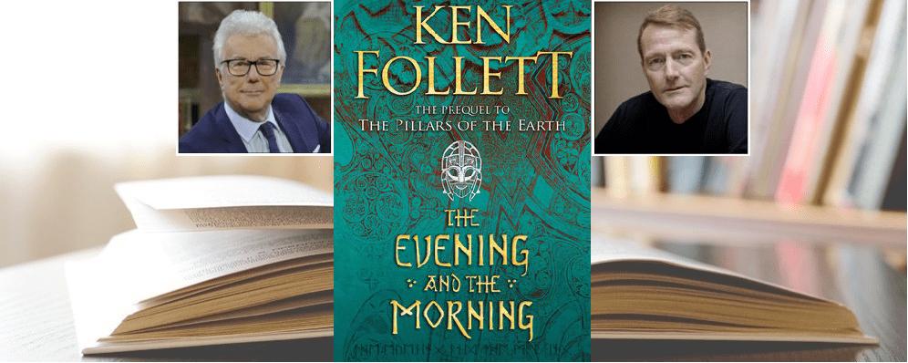 Ken Follett and Lee Child