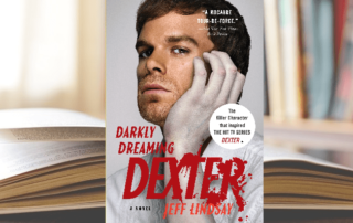Darkly Dreaming Dexter by Jeff Lindsay book cover