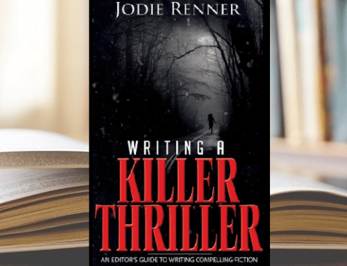 WRITING A KILLER THRILLER by Jodie Renner Review from the perspective of a working writer