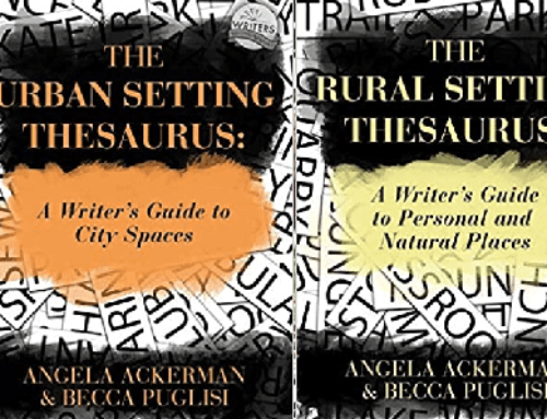 The Urban Setting Thesaurus & The Rural Setting Thesaurus A working author's perspective on two unique resources for writers of any genre