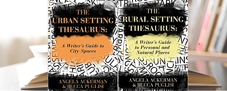 two writers thesaurus book covers