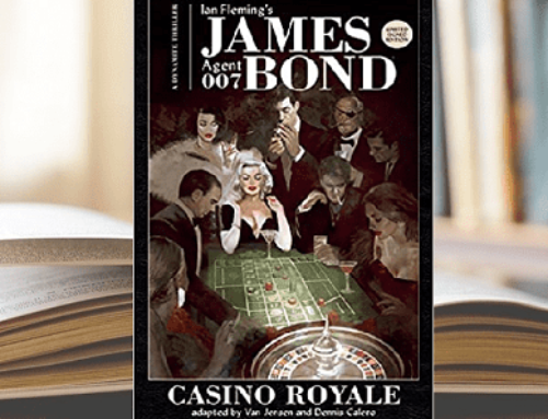CASINO ROYALE, by Ian Fleming: A Most Pleasant Surprise Considering thriller craft and the delights of the unexpected in the first James Bond novel