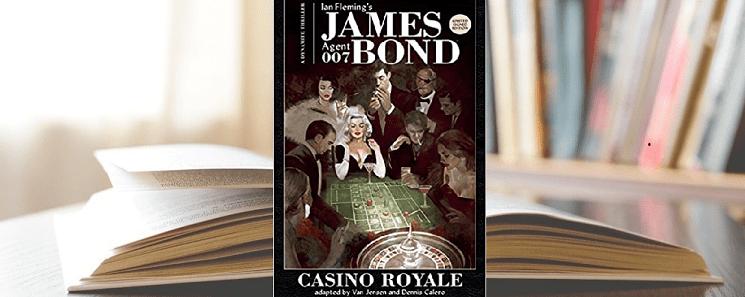 casino royal book cover